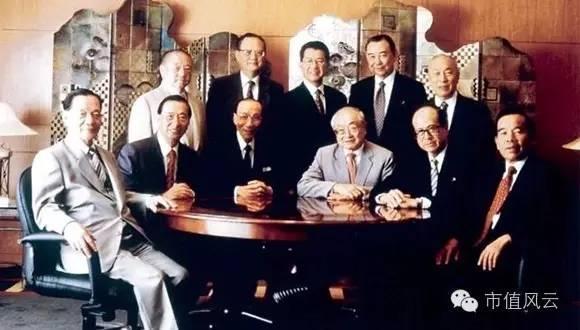 83年香港股市黑色 星期六,香港风云之:群雄战港九,一役定江山!