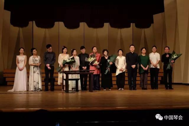 """北京沈影,""""琴乐今释""""古琴创新作品音乐会演出后记"""