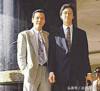 """陈耀兴,因扇了梅艳芳一巴掌,招来杀身之祸,黑暗""""笼罩""""下的香港娱乐圈"""