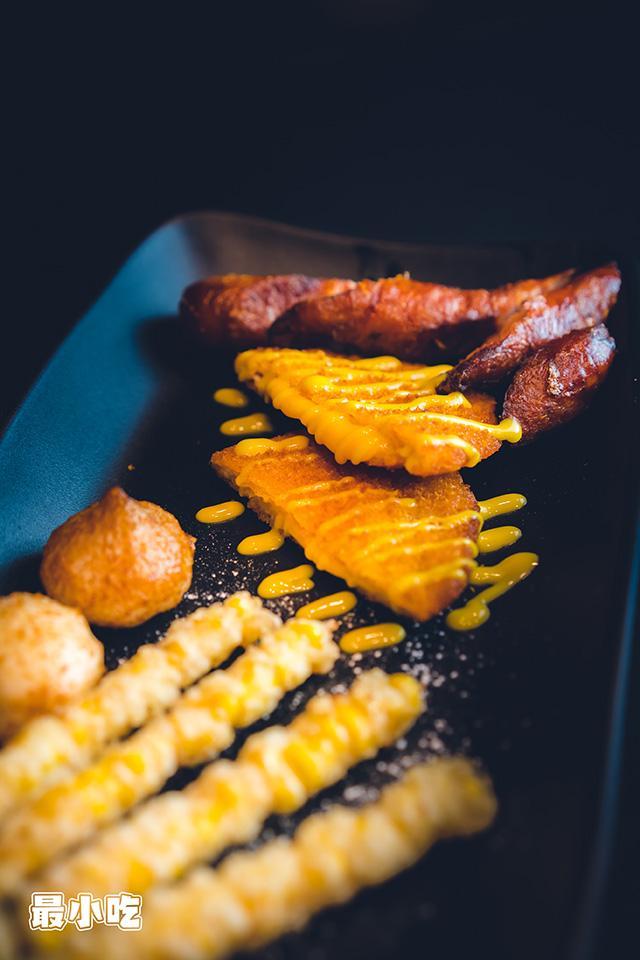 平顶山小路里的美食——跨界小哥的风格炸串,吃起来究竟是哪样?插图17