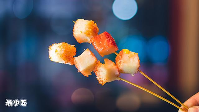 平顶山小路里的美食——跨界小哥的风格炸串,吃起来究竟是哪样?插图20