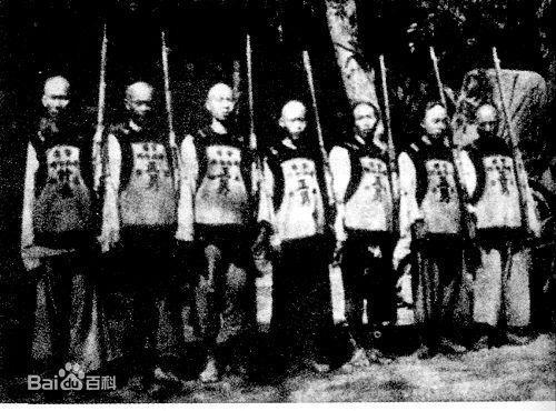 湘军各营,大清末期的主要军事组织-湘军