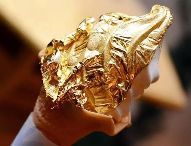 这些金子做的土豪级别的美食,你一定没吃过!插图5