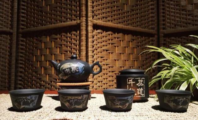 紫陶茶具,泡出的不仅仅是茶 紫陶特点-第1张