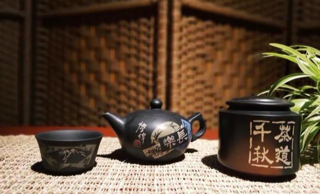 紫陶茶具,泡出的不仅仅是茶 紫陶特点-第7张
