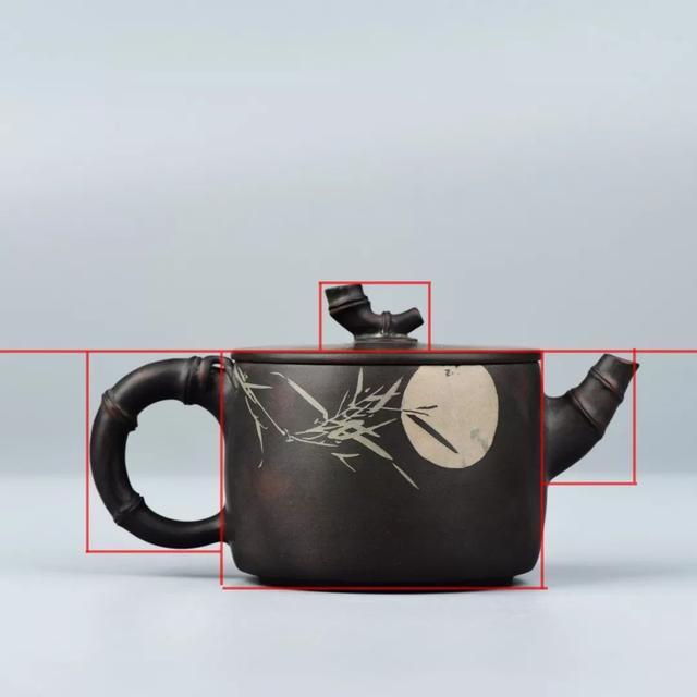 建水紫陶壶中的几何美学 紫陶特点-第7张