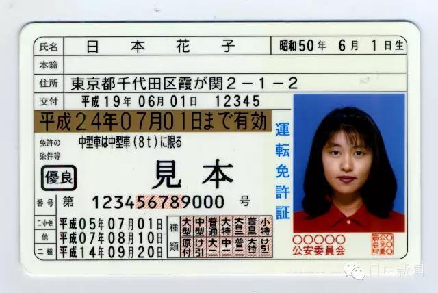 中国驾照换日本驾照攻略及日本交规常识插图(6)