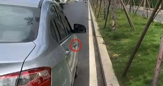 科目三靠边停车怎么练,4步骤教你一把过插图(3)