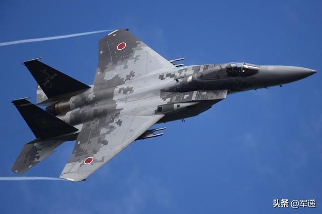 联合改进F15战斗机有分歧,美日同盟貌合神离?专家:放弃幻想
