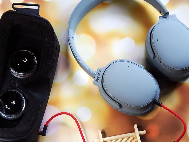 漫步在嘈杂城市中你需要一个安静的dyplay耳机