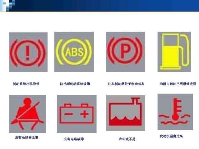 考驾照:科目一理论知识太多记不住,记住这些图片标识会事半功倍插图(8)