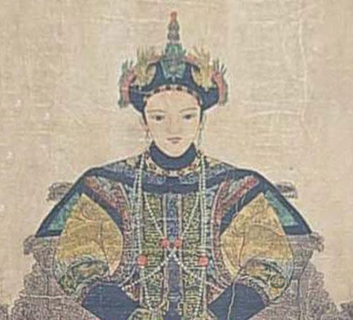 孟古是皇太极,她十二岁嫁给努尔哈赤三十七岁被逼殉葬 她的三个儿子个个了得