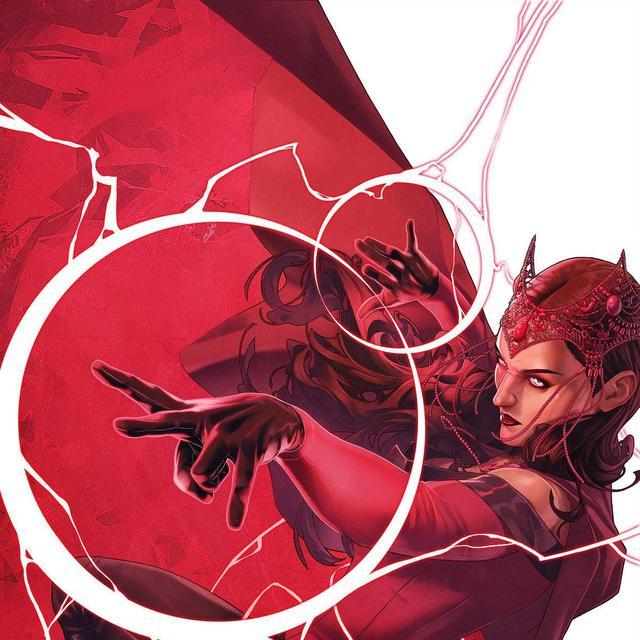 混沌美漫,绯红女巫的混沌魔法VS琴葛蕾的凤凰之力,哪一个实战更强?
