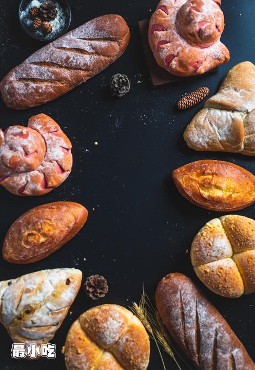 平顶山这家需24小时3次纯天然发酵的软欧面包,不预定都吃不到!插图1