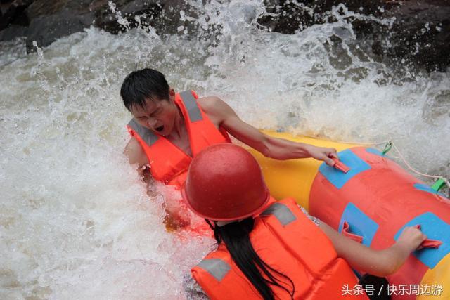 佛影峡票价,重庆都市漂流-佛影峡,总有些乐趣~