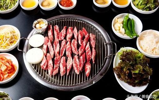 韓國烤肉配方,在哪都能吃韓國肉