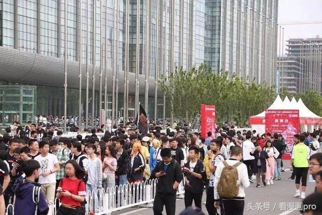 漫展签售的海报,盛夏看漫画,与小明太极相约北京漫展,福利满满等你来