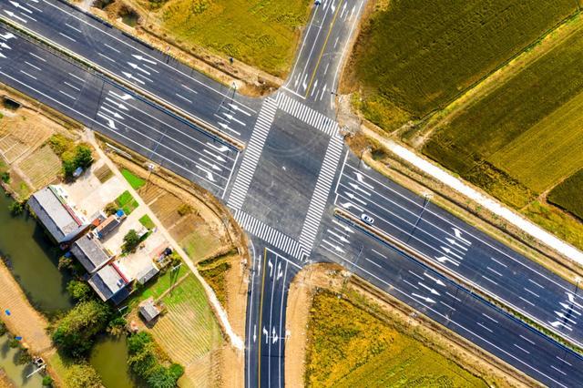 348省道淮安區段順利通過交工驗收,即將通車