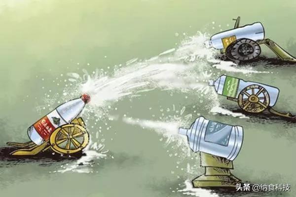 击败康师傅、娃哈哈!这个的瓶装水集团,一年进账200多亿-今日股票_股票分析_股票吧