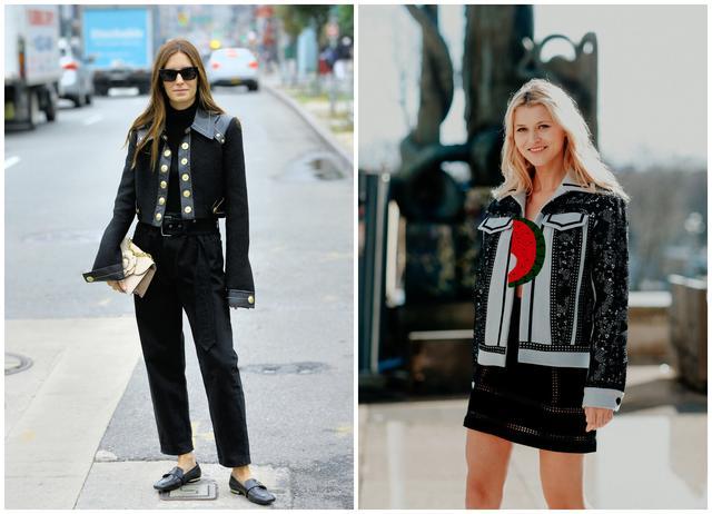 秋季想要穿出新鲜感,不如换件工装夹克,气质丰富款式还多样-第8张