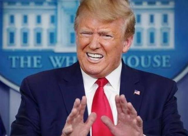 为了连任,特朗普又刷新下限!当众高喊:若我输了,得离开美国 全球新闻风头榜 第2张