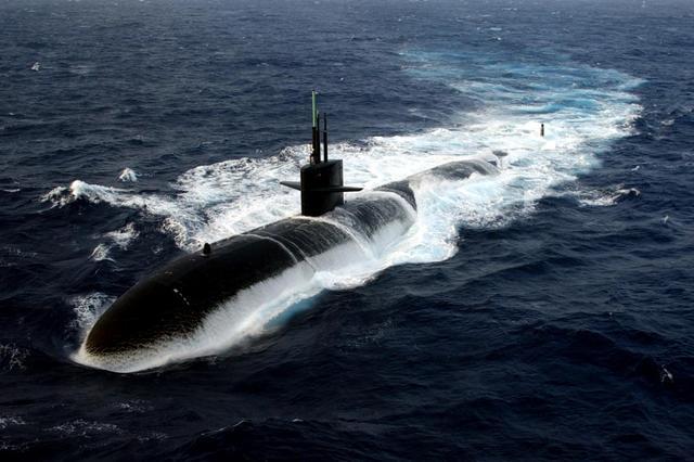 """瞄准我国,美国""""海狼""""级攻击潜艇回归!美专家:可放弃核动力-第4张"""