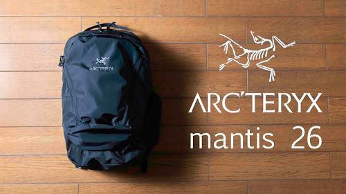 Arc'teryx始祖鳥雙肩背包實測,值得擁有的單品背包推薦