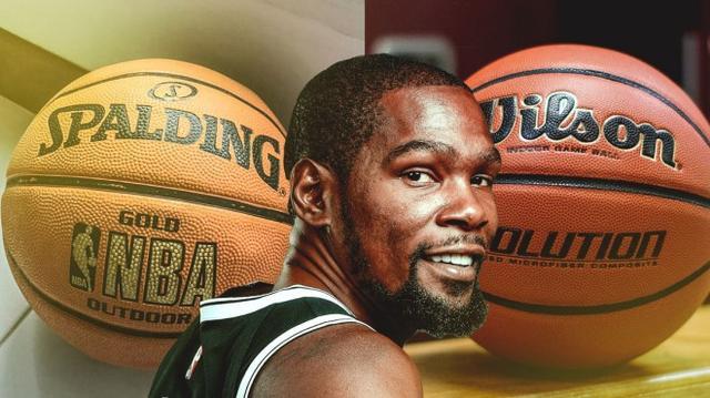 NBA将更换比赛用球品牌!杜兰特第一时间抱怨,库里命中率成看点_pc加拿大28