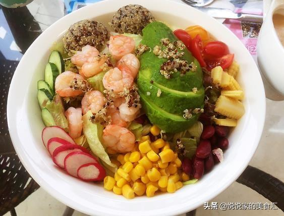 瘦身时,三餐的搭配是关键,分享7张最全食物热量表,减肥党必备