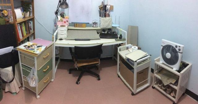 高漫透写台,我的工作台