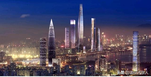 深圳有近300家上市公司(附详细名单)
