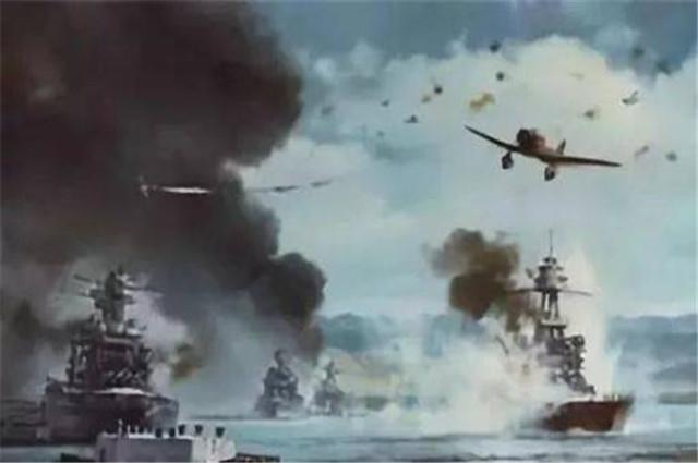 日本为何发动珍珠港偷袭?看似不明智,却为日本获得一年喘息时机-第4张