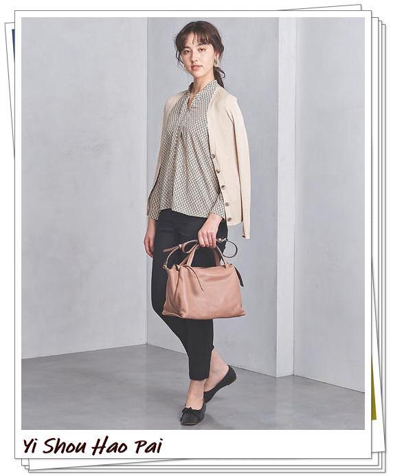米色开衫的秋季搭配精选!24种你值得尝试的优雅穿搭-第5张