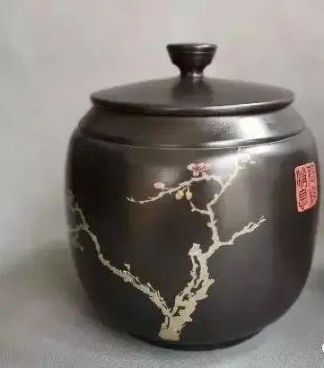 紫陶罐上的装饰——春夏秋冬 紫陶特点-第7张