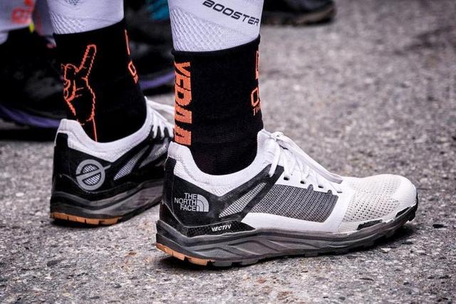 The North Face北面新款诺亚彩票下载wx17 com鞋,首雙碳纖維越野跑鞋秋天問世