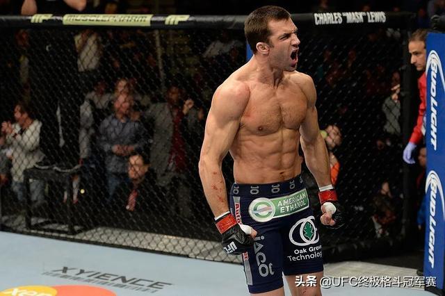 天神肉体:UFC的十大筋肉人-第3张