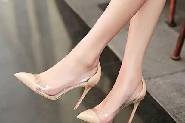 """有一种腿型叫""""高跟鞋腿"""",显腿细是真的,但粗腿也是真的-第8张"""