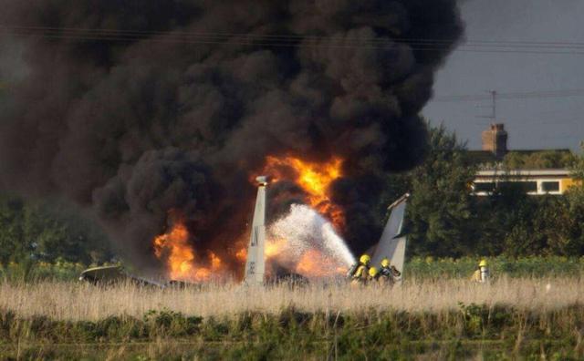 流年不利,美国陆海空三军接连出事,今年以来第三架五代战机坠毁-第1张