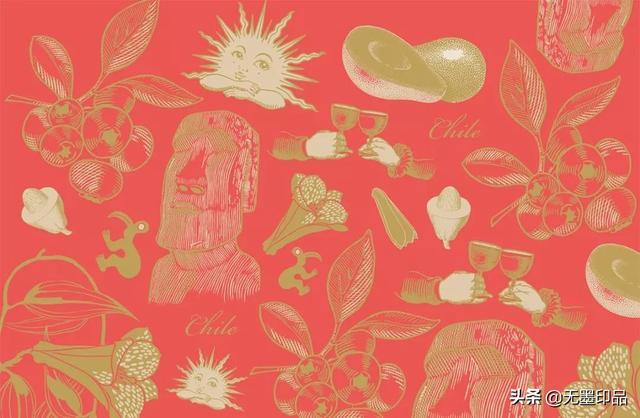 水果包装设计中的轻奢与自然(图34)