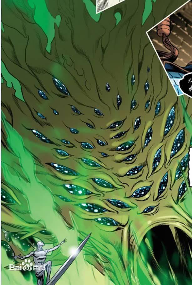 漫威的主神tvt,超越者算啥?漫威宇宙真正的神级人物,连设定都没法设定