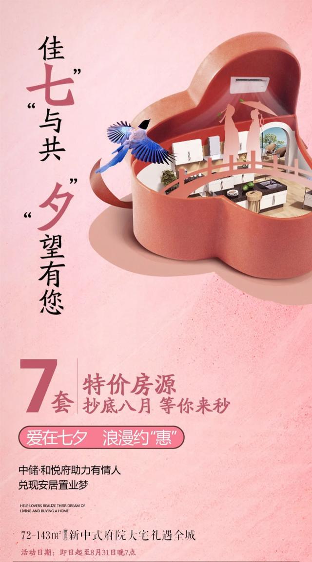 中储·和悦府助力有情人,七套特价房兑现安居置业梦插图2
