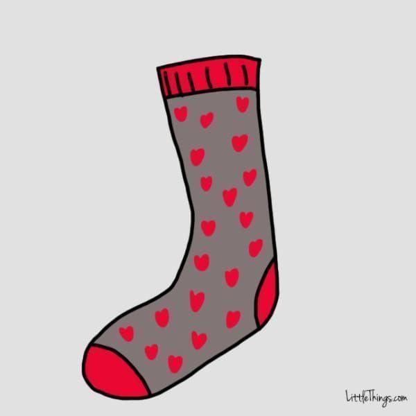 「心理测试」选择一款你喜欢的袜子,了解你的性格特质-第8张