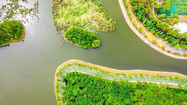 天天像度假,河畔慢生涯!平顶山市区竟有这样一个好地方_平顶山生活网插图1