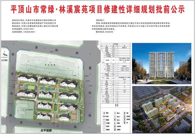 详规公示!新城区中央商务区西部片区又一项目要启动了_平顶山生活网插图1