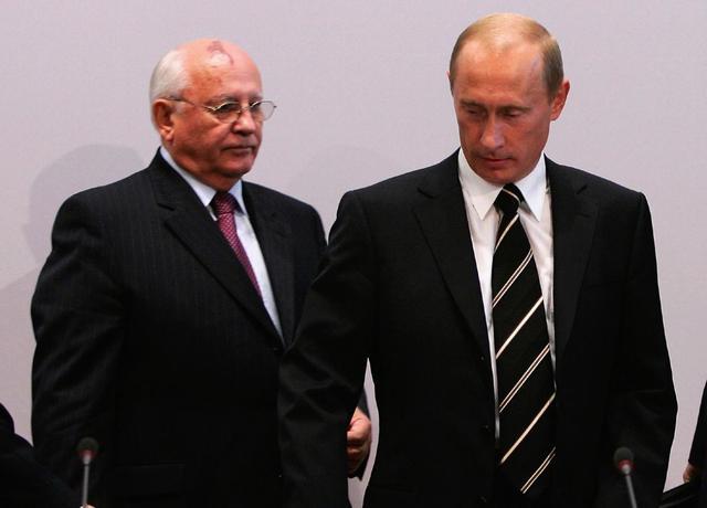 苏联不解体世界会更好?戈尔巴乔夫暗讽普京,快90了还在刷存在感-第3张