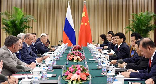 中俄终达成五点共识,坚定维护多边主义