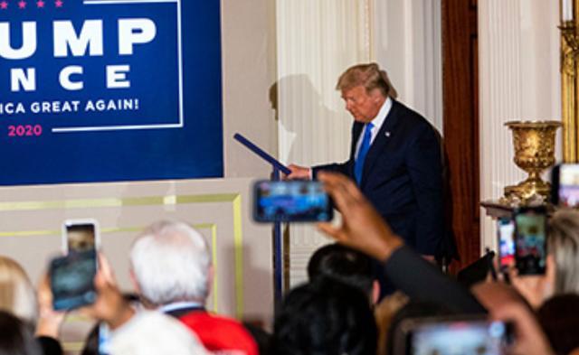 美媒:拜登的票数历史之最,可惜特朗普就是不承认,已经上诉 全球新闻风头榜 第3张