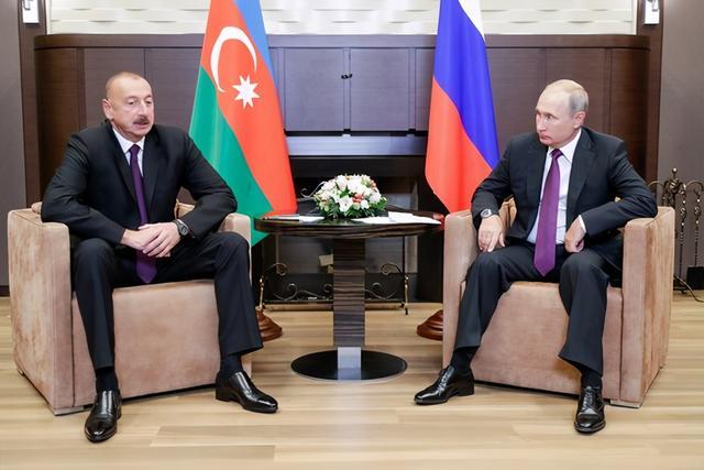 阿塞拜疆击落俄战机,外交部﹑防长﹑总统接连道歉,俄外交部回应 全球新闻风头榜 第3张
