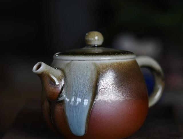 柴烧茶器为何如此珍贵?主要得益于四大价值 紫陶特点-第1张