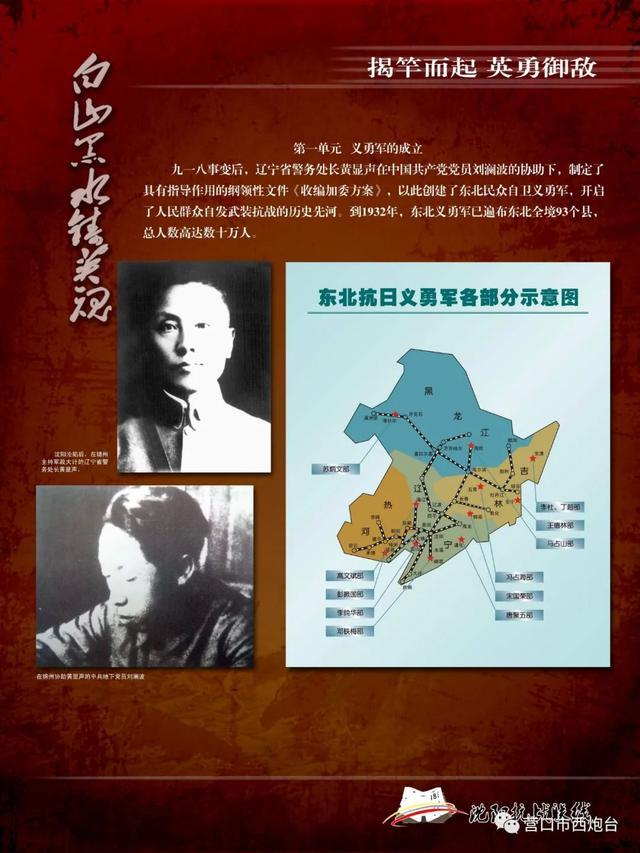 白山黑水铸英魂 ——东北军民14年抗战史实展-第5张